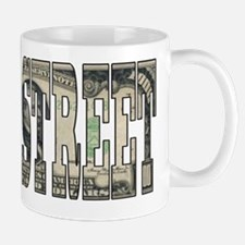 WALL STREET 1000 Dollar BILL Mug