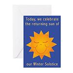 Solstice Pride Greeting Cards (Pk of 10)