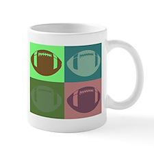 FOOTBALL QUAD 3 Mug