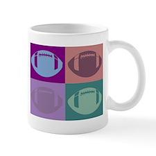 FOOTBALL QUAD 2 Mug