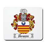 Vernazza Family Crest Mousepad