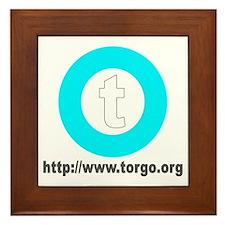 Torgo.org Framed Tile