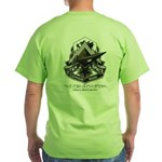 Utah Space Command Green T-Shirt
