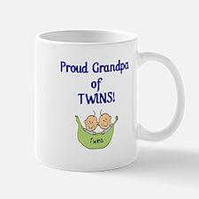 Grandpa of Twins Mug