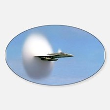 Sight of Sound Oval Decal