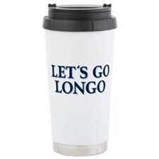 LET'S GO LONGO Travel Mug