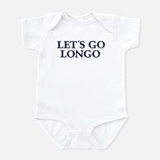 LET'S GO LONGO Infant Bodysuit