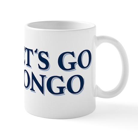 LET'S GO LONGO Mug