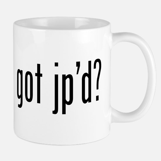 """""""got jp'd?"""" Mug"""