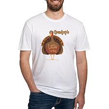 Grandpop's Little Turkey Shirt