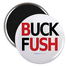 """Buck Fush"" Magnet"