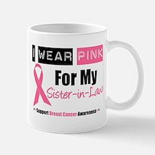 I Wear Pink (SIL) Mug