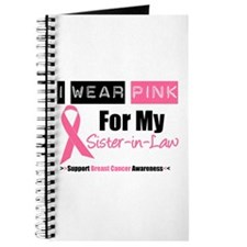 I Wear Pink (SIL) Journal