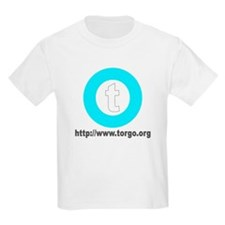 Torgo.org Kids T-Shirt