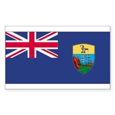 St. Helena Rectangle Decal