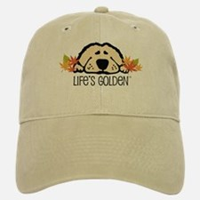 Life's Golden Fall Baseball Baseball Cap