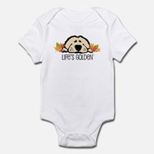 Life's Golden Fall Infant Creeper
