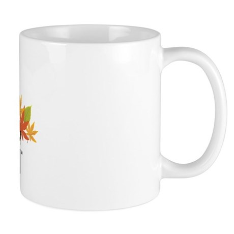 Life's Golden Fall Mug