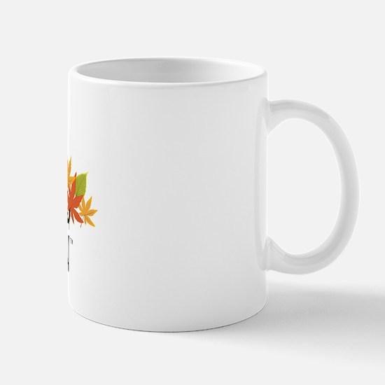 Life's Golden Fall Mug