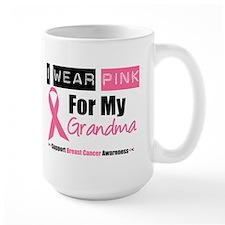 I Wear Pink (Grandma) Mug