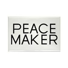 Peace Maker Rectangle Magnet