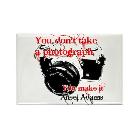 Maker Rectangle Magnet (100 pack)