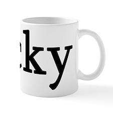 Becky - Personalized Small Mug