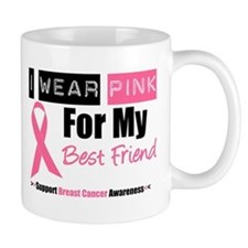 I Wear Pink (Best Friend) Mug