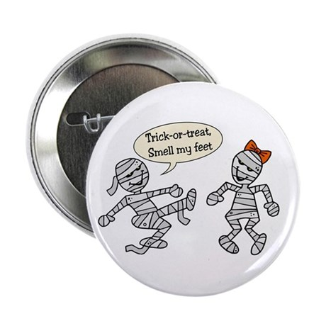 """Trick or Treat 2.25"""" Button (100 pack)"""