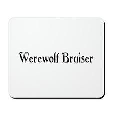 Werewolf Bruiser Mousepad