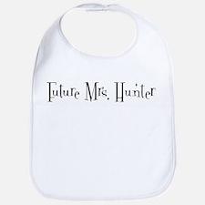 Future Mrs. Hunter Bib