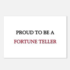 Proud to be a Fortune Teller Postcards (Package of