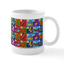 Rot-13 Fantasy Alphabet Mug