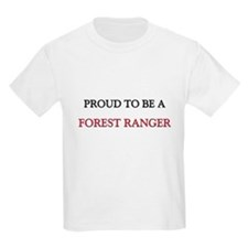 Proud to be a Forest Ranger T-Shirt