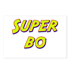 Super bo Postcards (Package of 8)