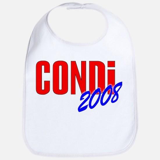 Condoleezza Rice 2008 Bib