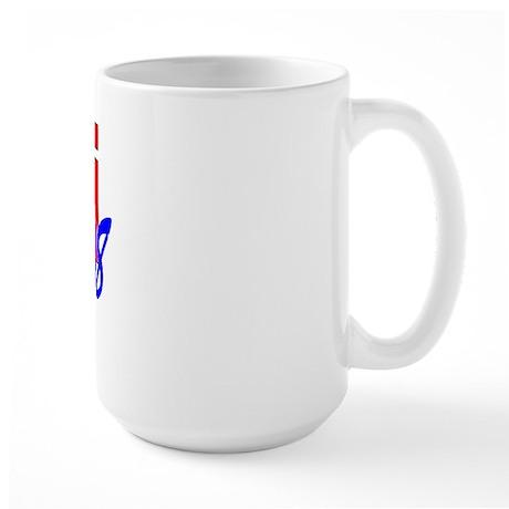 Condoleezza Rice 2008 Large Mug