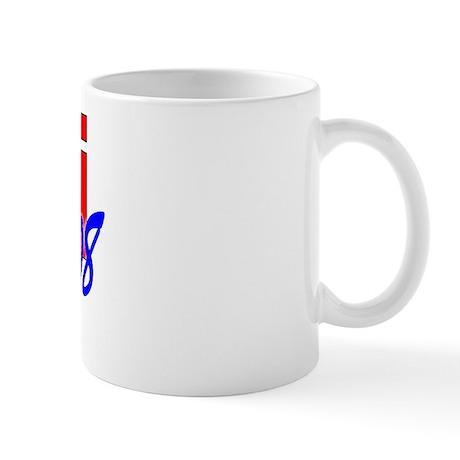 Condoleezza Rice 2008 Mug