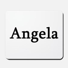Angela - Personalized Mousepad