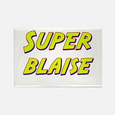 Super blaise Rectangle Magnet