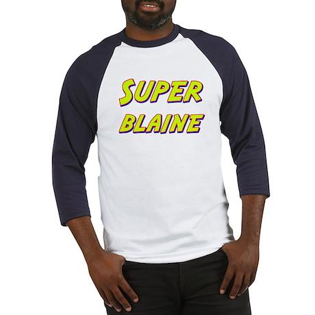 Super blaine Baseball Jersey