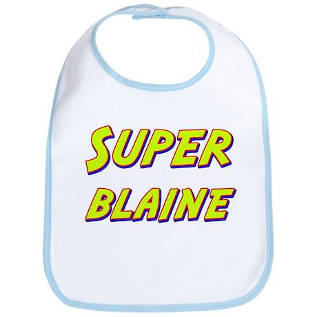 Super blaine Bib