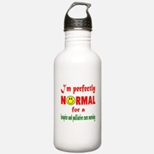 I'm perfectly normal f Water Bottle
