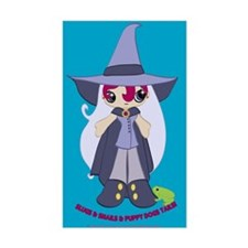 Blythe the Wizard Rectangle Decal