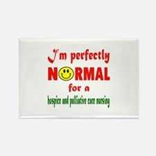 I'm perfectly normal fo Rectangle Magnet (10 pack)