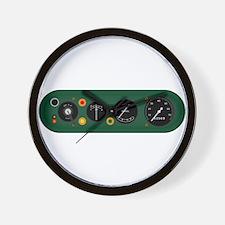 Unique Rover Wall Clock