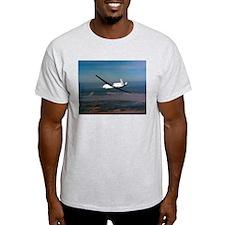 Global Hawk Ash Grey T-Shirt