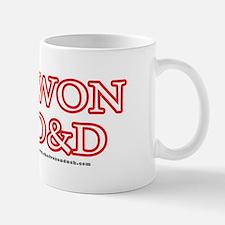 I Won DnD Mug