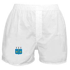 saint julien de vouvantes Boxer Shorts