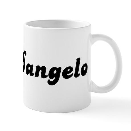 Mrs. Dangelo Mug